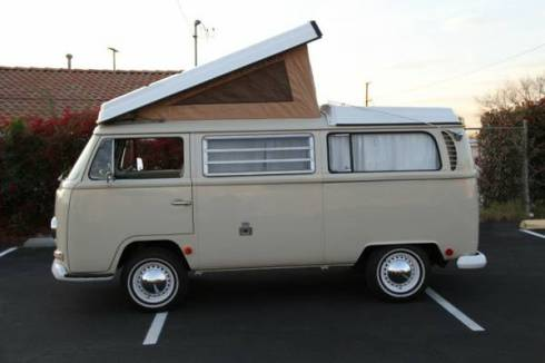 1969 volkswagen vw bus westfalia for sale in riverside california. Black Bedroom Furniture Sets. Home Design Ideas