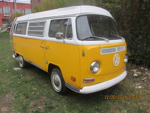 1970 VW Bus Camper Conversion For Sale in Connecticut, CT