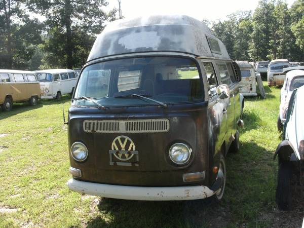 1970 VW Bus Camper Adventure Wagon For Sale in Kingston, AR