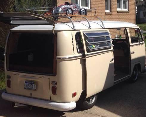 1970 VW Bus 1600 cc Dual Port for Sale in Midland Michigan