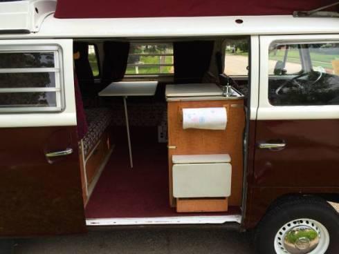 1971 VW Bus Camper (Uncle Rio) For Sale in Kokomo, Indiana ...