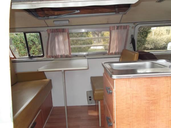 1971 VW Bus Camper Westfalia For Sale in Decatur, GA