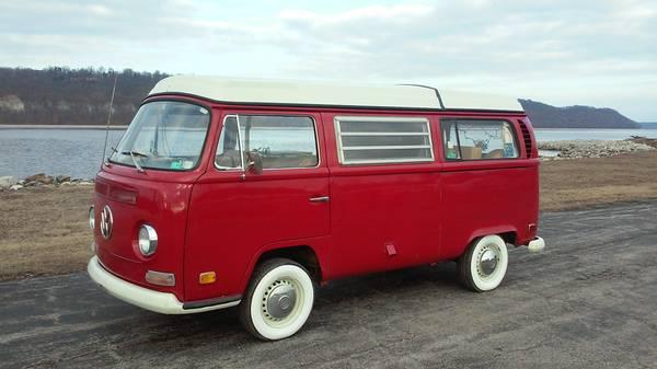 1971 VW Bus Camper Westfalia For Sale in St. Louis, MO