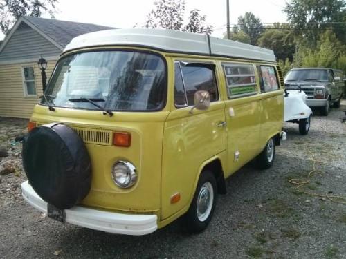 1974 VW Bus Camper Westphalia For Sale in Stuart, FL