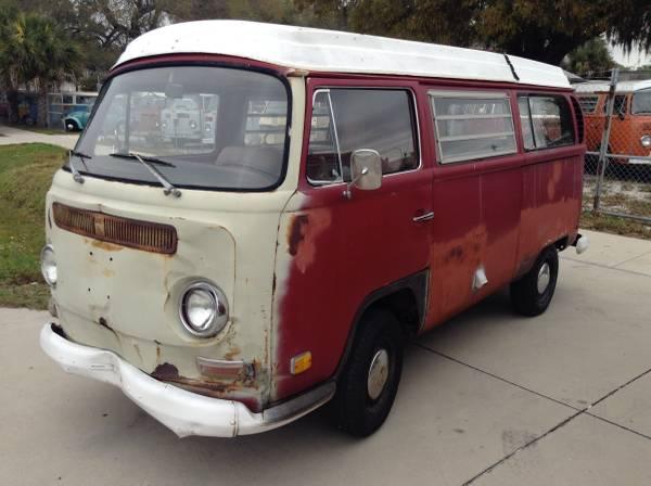 1971 VW Bus Camper Westfalia For Sale in Sarasota, FL