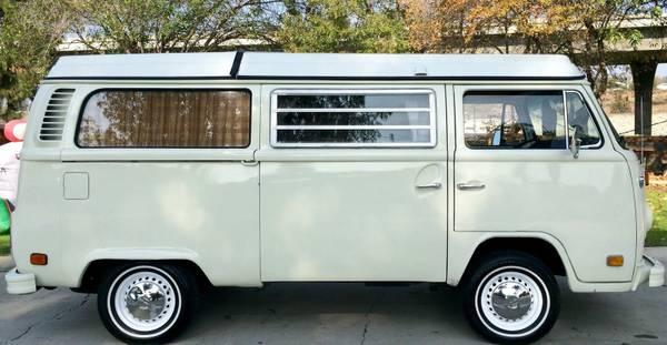 1973 VW Bus Camper Westfalia For Sale in Inland Empire, CA