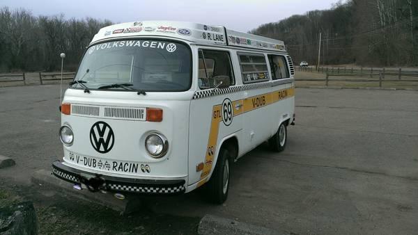 1974 VW Bus Camper Westfalia For Sale in Columbus, OH