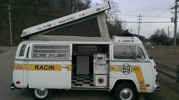 1974 Vw Bus Camper Westfalia For Sale In Columbus Oh