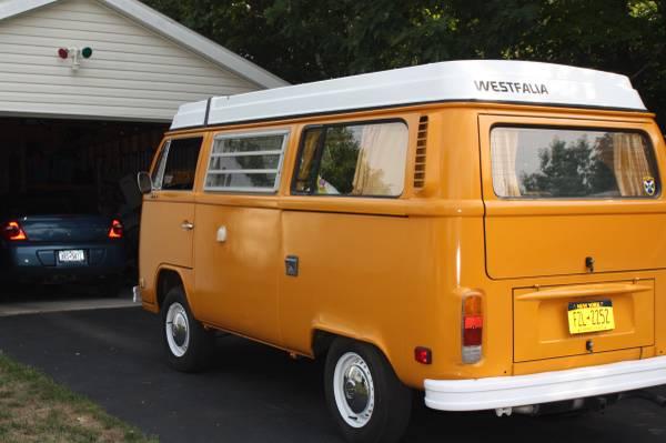 1977 VW Bus Camper Westfalia For Sale in Plattsburgh, NY