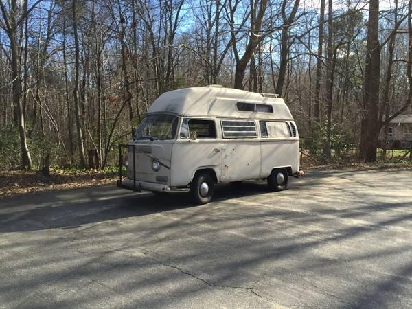 1969 VW Bus Camper Kombi For Sale in Reston, VA