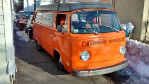 1975 VW Bus Camper Westfalia For Sale in Hartford, CT