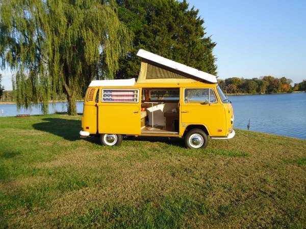 1972 VW Bus Camper Westfilia For Sale in Eastern Shore, MD