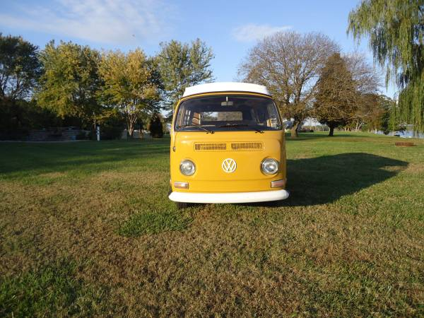1972 VW Bus Camper Westfilia For Sale in Eastern Shore, MD