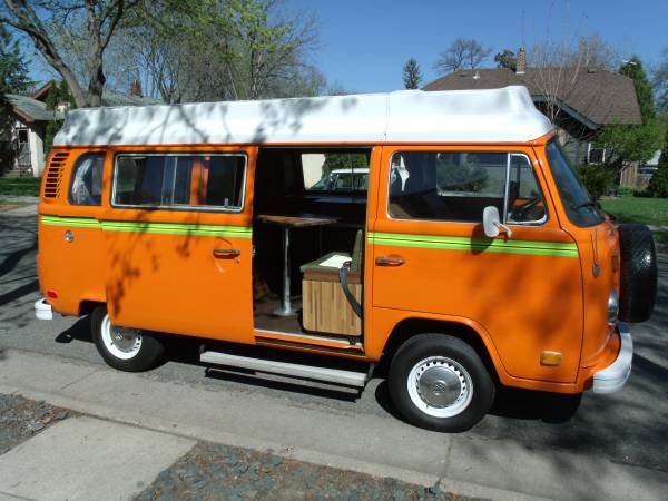 Campers For Sale In Mn >> Vw Bus For Sale In Minnesota Westfalia Camper Van Conversions