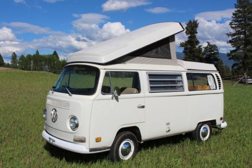 1970 VW Bus Camper Westfalia For Sale in Missoula, MT