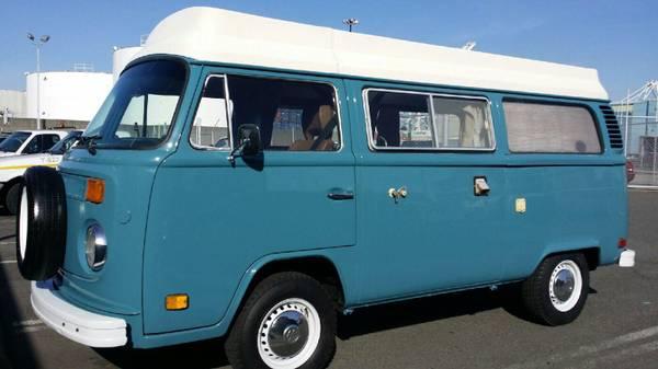 1976 VW Bus Camper Riviera For Sale in Honolulu, HI