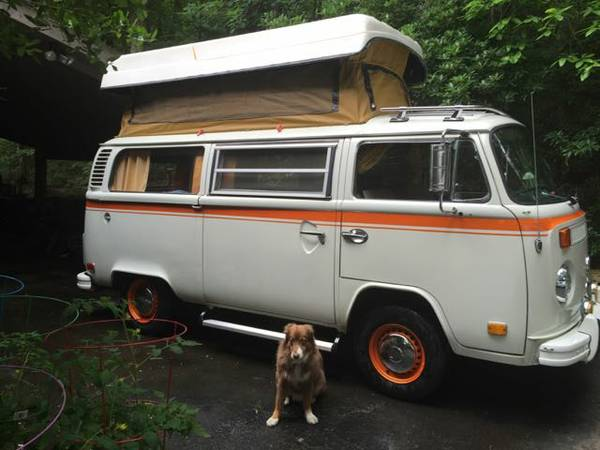 vw bus for sale in north carolina westfalia camper van conversions. Black Bedroom Furniture Sets. Home Design Ideas