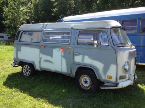 1972 VW Bus Camper Conversion For Sale in Virginia Beach, VA