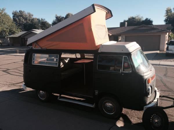 1974 VW Bus Camper Westfalia For Sale in Phoenix, AZ