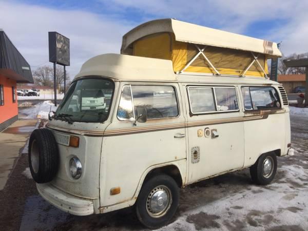 1975 VW Bus Camper Westfalia For Sale in Cortez, CO