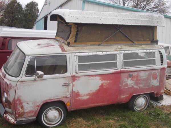 1968 Vw Bus Camper Sportsmobile For Sale In Omaha Ne