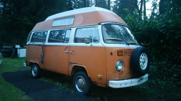 vw bus for sale in washington westfalia camper van conversions. Black Bedroom Furniture Sets. Home Design Ideas