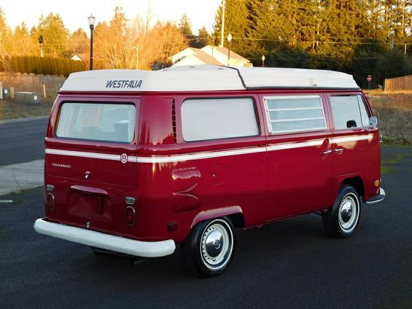 Volkswagen Of Lake Charles >> 1971 VW Bus Camper Westfalia For Sale in Lake Charles, LA