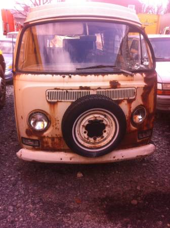 Craigslist Des Moines >> 1969 VW Bus Camper Conversion For Sale in Lehigh Valley, PA
