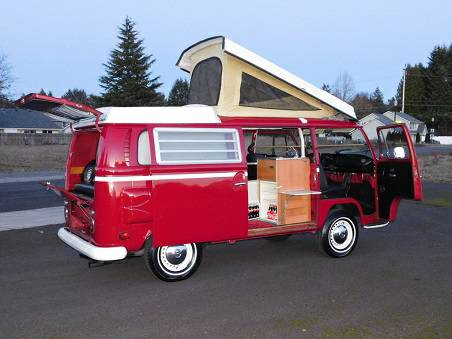 1971 Vw Bus Camper Westfalia For Sale In Erie Pa