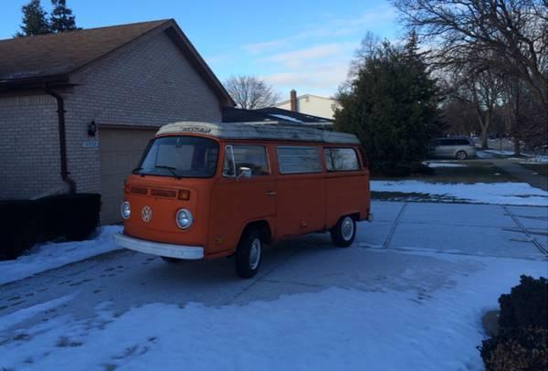 VW Bus For Sale in Michigan: Westfalia Camper Van & Conversions