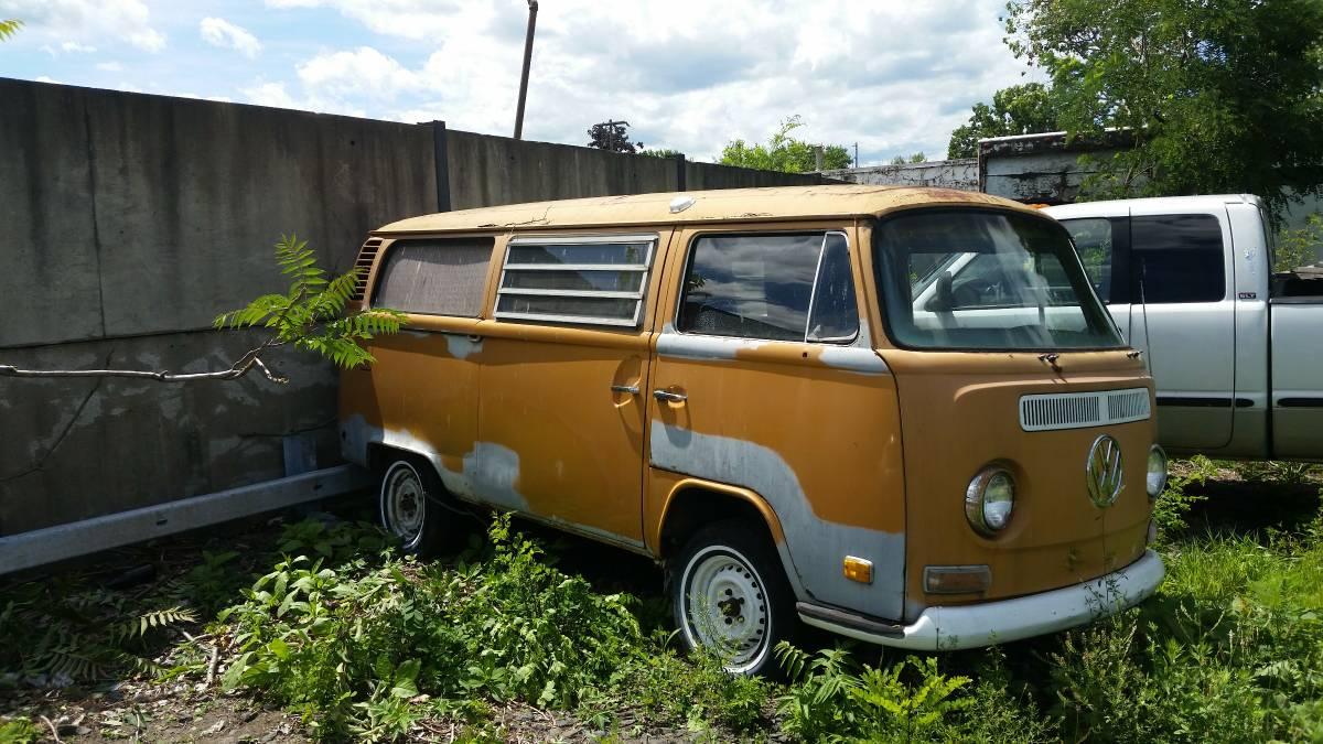 VW Bus For Sale in Pennsylvania: Westfalia Camper Van & Conversions