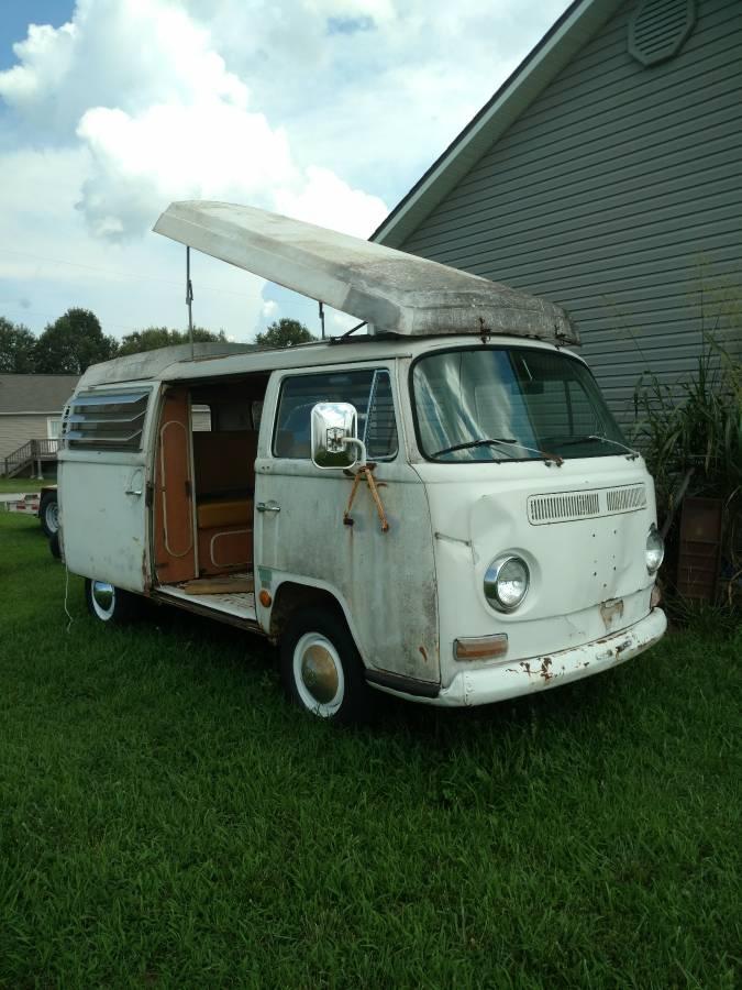 1968 VW Bus Camper Westfalia For Sale in Harrison, AR