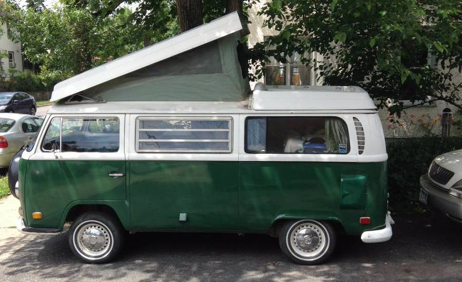 1971 vw bus camper westfalia for sale in sw minneaplolis minnesota. Black Bedroom Furniture Sets. Home Design Ideas