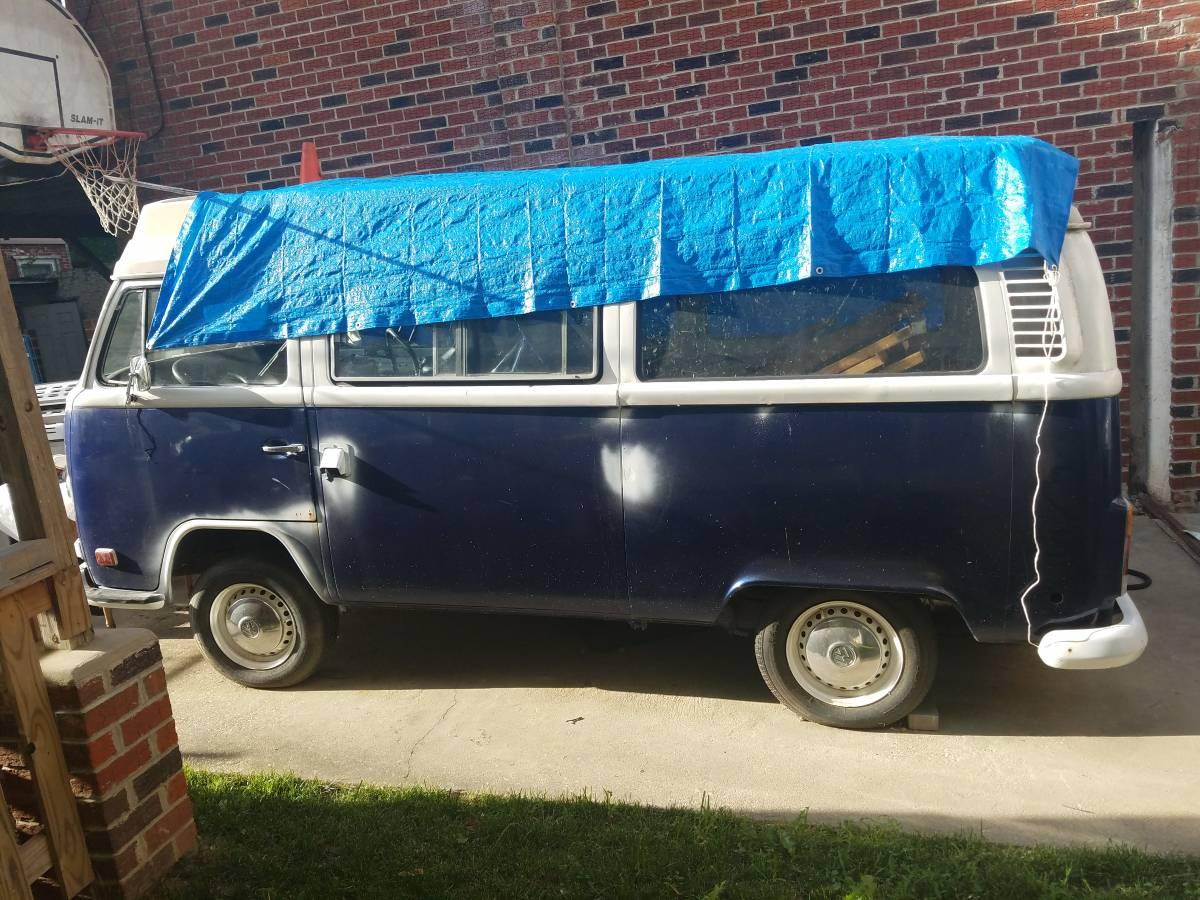 1972 VW Bus Camper Riviera For Sale in Philadelphia, PA