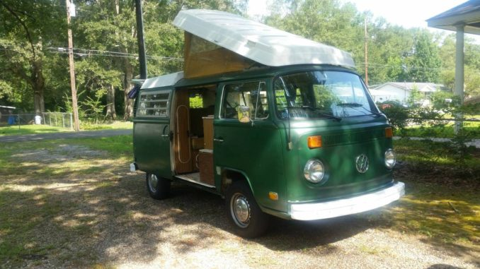 1973 VW Bus Camper Westfalia For Sale in Picayune, MS