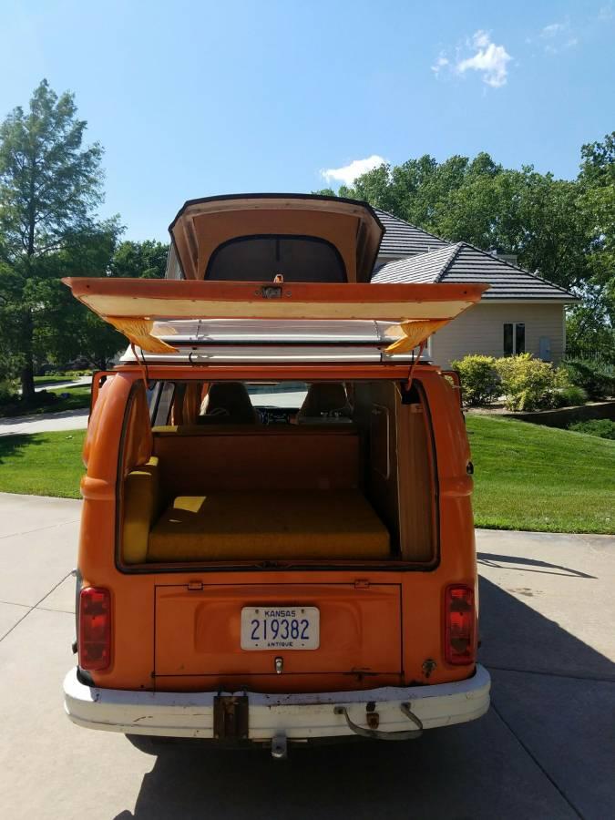 vw bus camper westfalia  sale  wichita ks