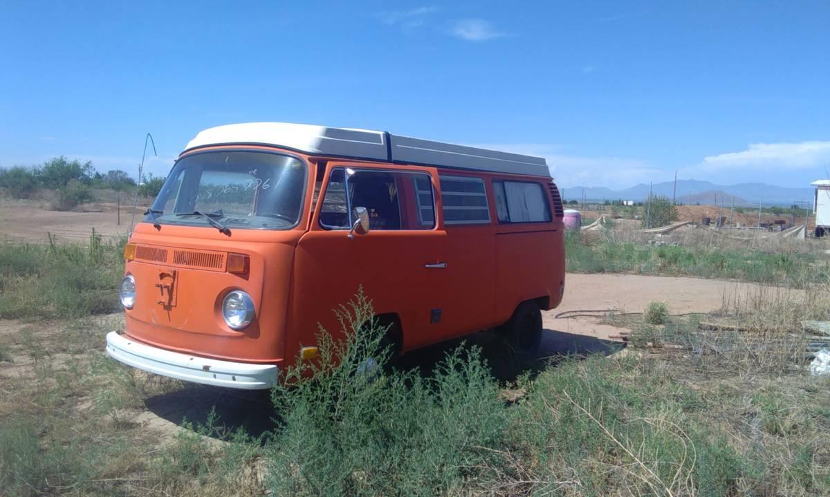 1974 VW Bus Camper Westfalia For Sale in Pearce, AZ