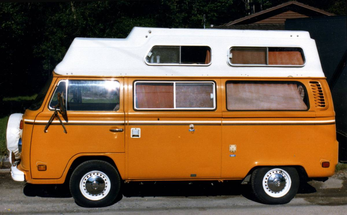 1976 VW Bus Camper Riviera For Sale in Seattle, WA