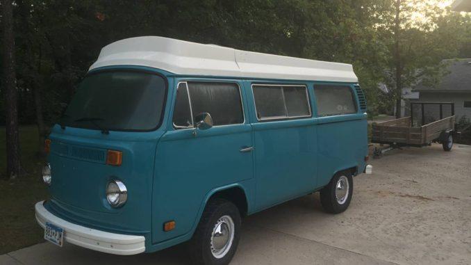 1978 VW Bus Camper Restored For Sale in Brainerd, MN