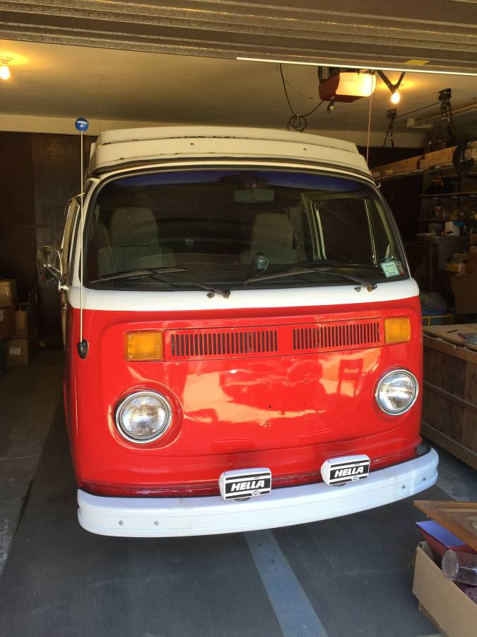 1978 Vw Bus Camper Westfalia For Sale In Hamburg Ny