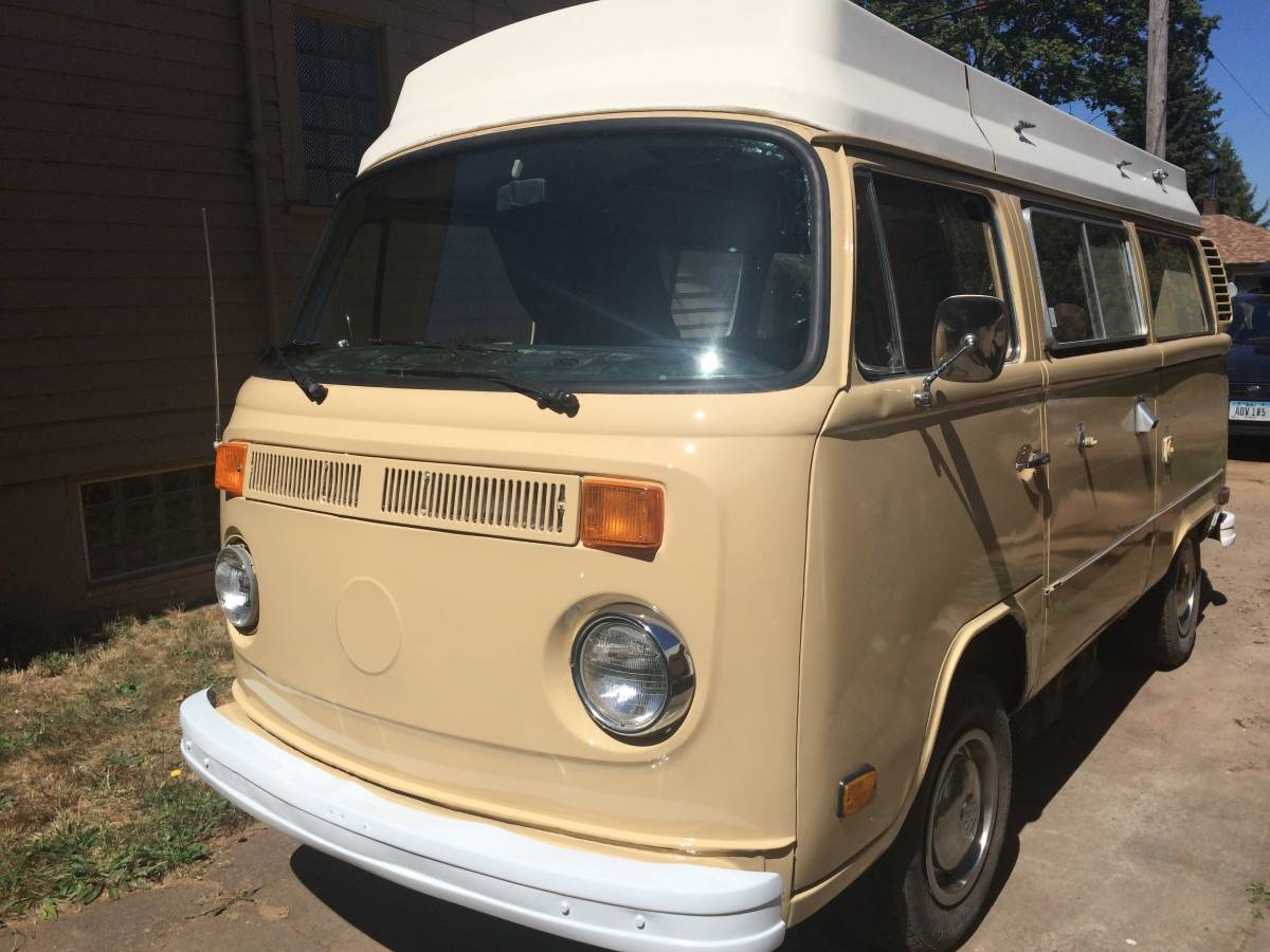 1978 VW Bus Camper Riviera For Sale in Portland, OR