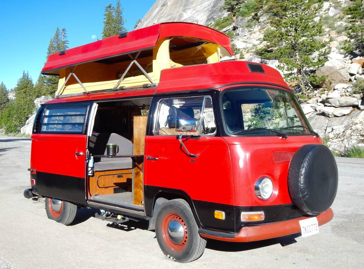 1971 VW Bus Camper Conversion For Sale in Newport Beach, CA