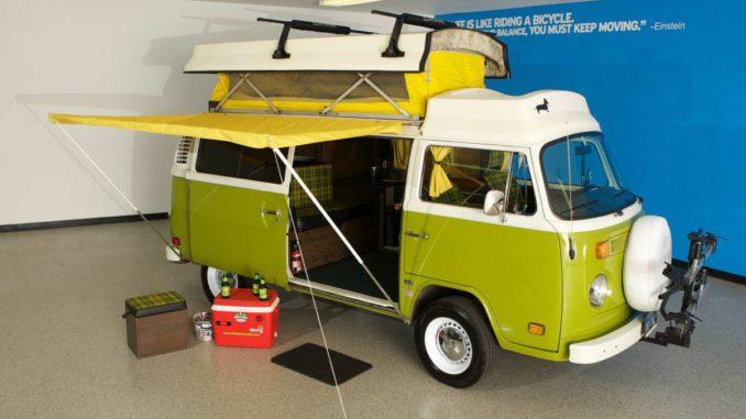 Volkswagen San Luis Obispo >> 1978 Vw Bus Camper Riviera For Sale In San Luis Obispo Ca