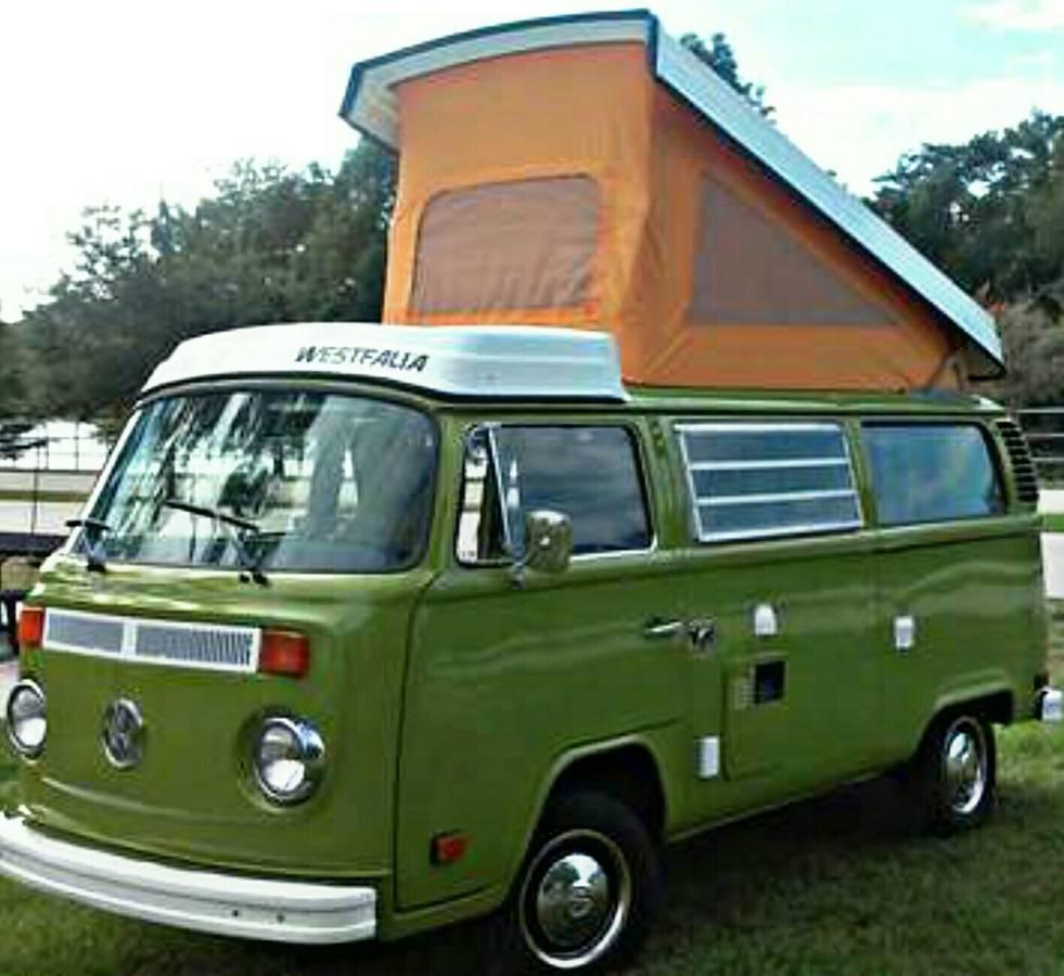 1978 Vw Bus Camper Westfalia For Sale In Orlando Fl