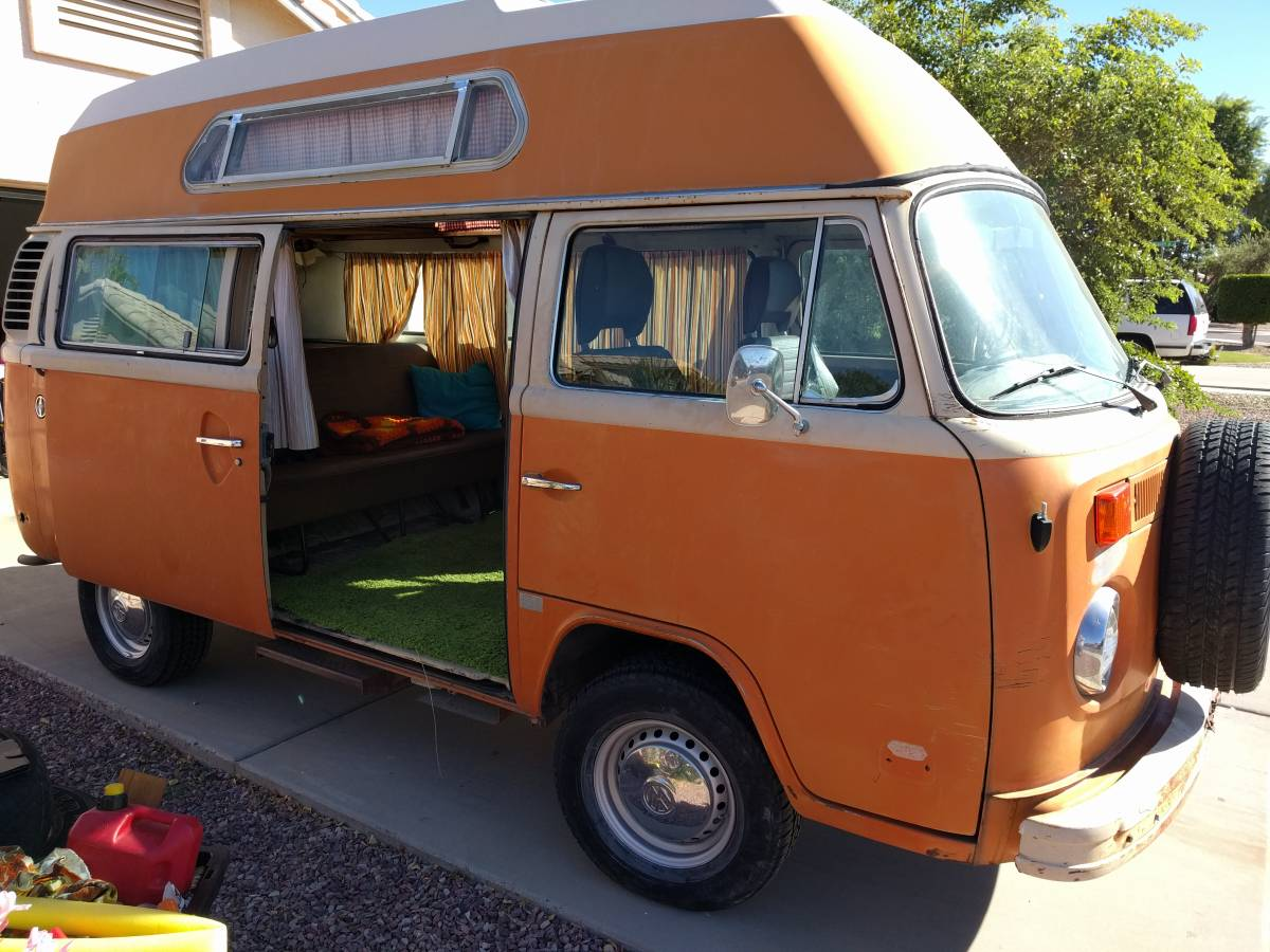 1979 VW Bus Camper Conversion For Sale in Gilbert, AZ