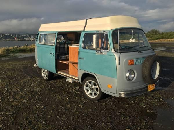 1975 VW Bus Camper Riviera For Sale in Corvallis, Oregon