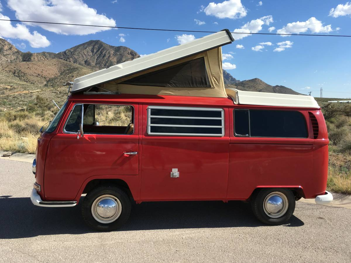 1969 Vw Bus Westfalia Camper For Sale In Las Cruces New