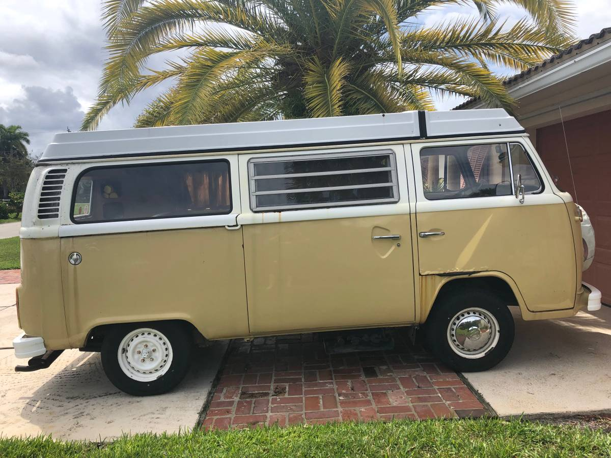 1978 VW Bus Camper Type II Westfalia For Sale in Fort ...