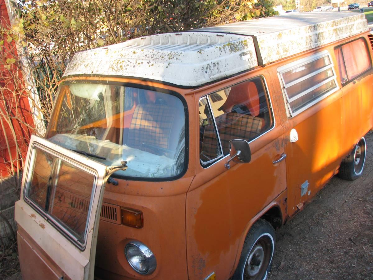 1974 VW Bus Camper Westfalia For Sale in Anoka, MN