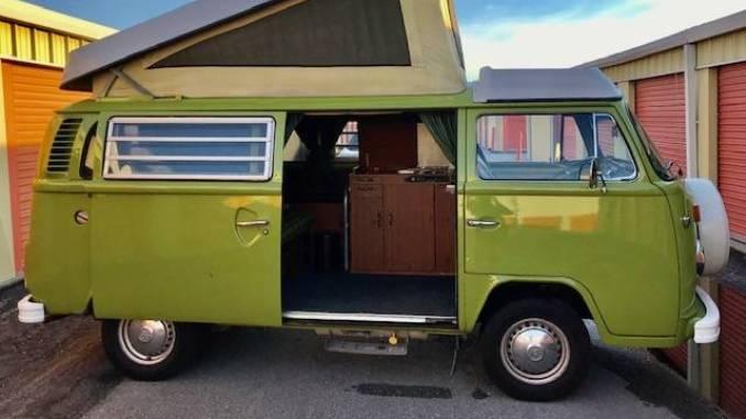 1976 VW Bus Camper Type II Westfalia For Sale in Kansas ...